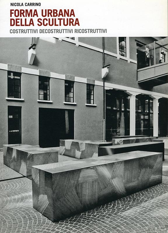 Nicola Carrino. Forma urbana della scultura