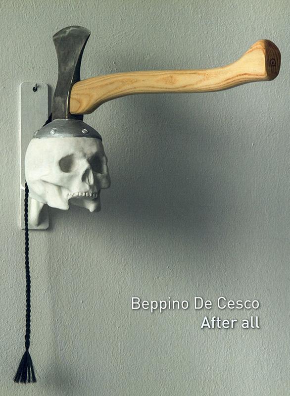 Presentazione del catalogo di Beppino De Cesco. After All