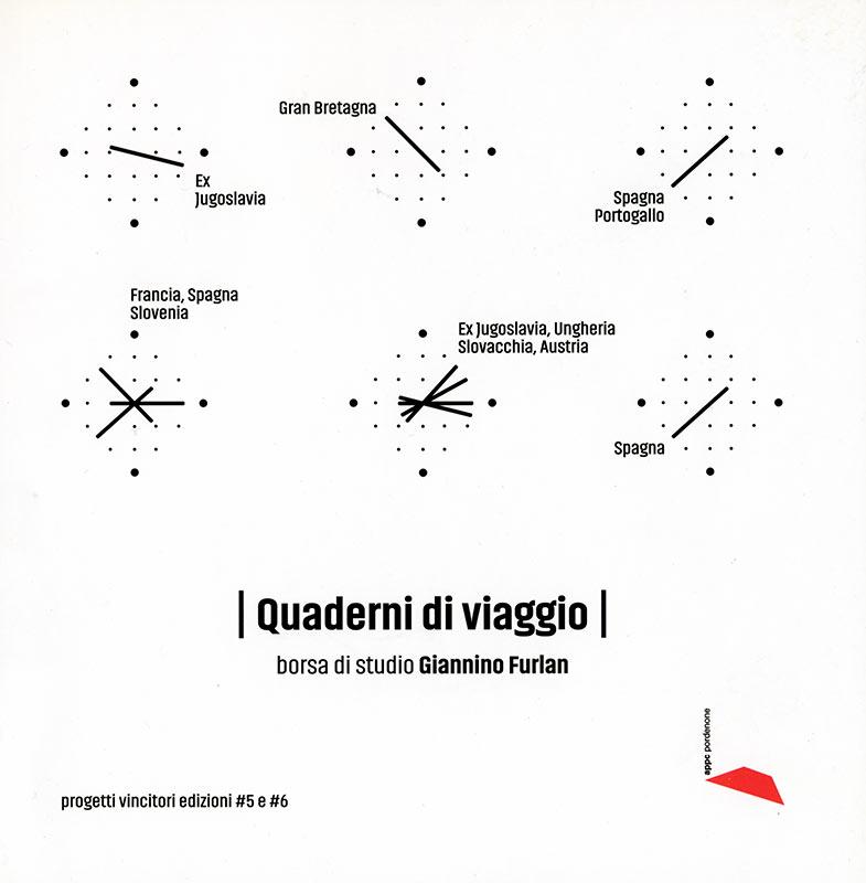 Quaderni di viaggio – Mostra dei progetti vincitori della borsa di studio intitolata a Giannino Furlan