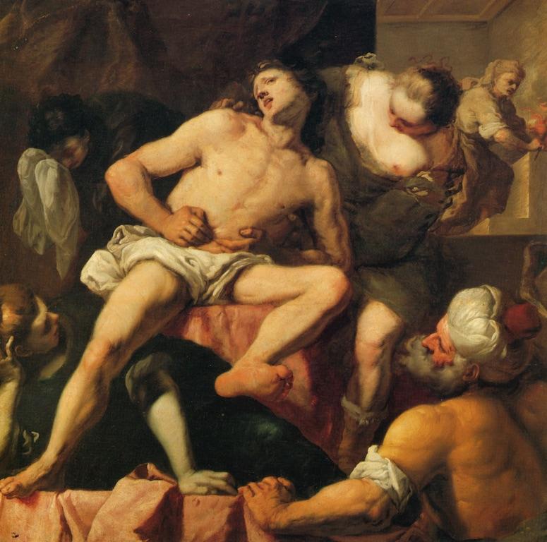Antonio Carneo (1637-1692) e la Prova del veleno