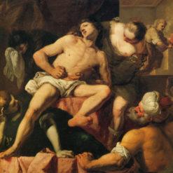 Carneo Antonio, Morte di Alessandro Magno