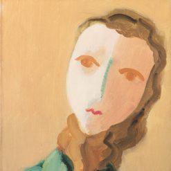 Guidi Virgilio, Ritratto di donna
