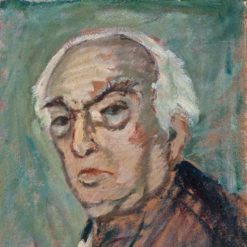 Tosi Arturo, Ritratto di Raffaele Carrieri
