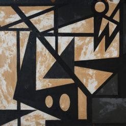 Vedova Emilio, Geometria nera