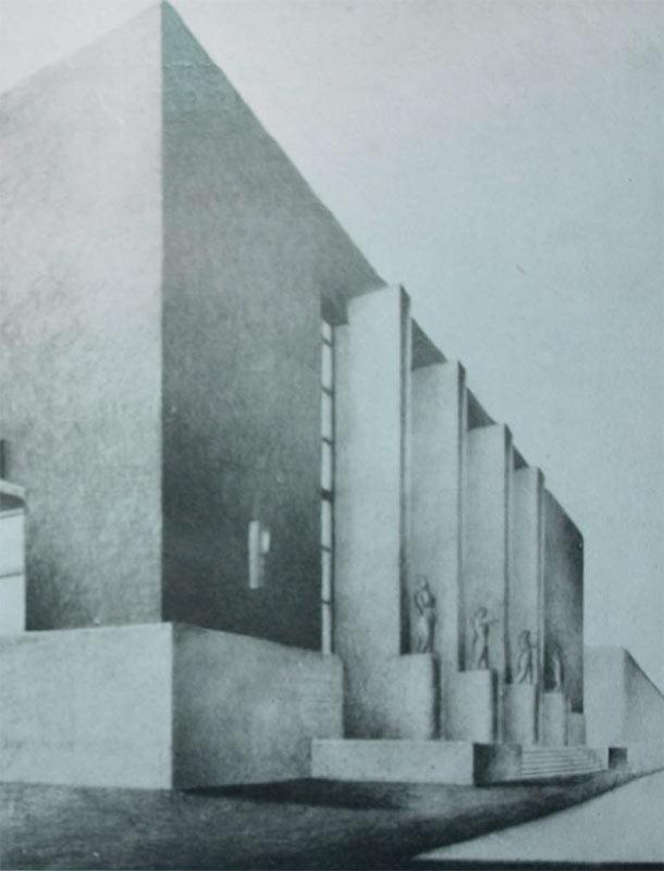 Cesare Scoccimarro. Architetture per Pordenone