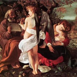 Caravaggio: dentro e intorno