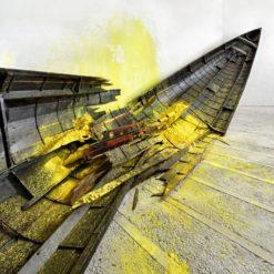 Parmiggiani Claudio, La barca della luce